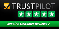Trustpilot reviews on Malaga Airport transfers to Almargen